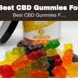Best CBD Gummies For Anxiety On Amazon [EXPOSED!]