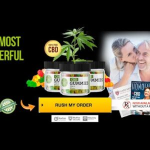 CBD Gummy Bears Dr Oz [Is It WORTH It?]
