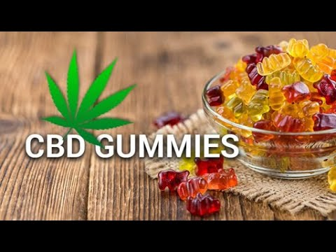 CBD Gummies Thrive Market (Review and UPDATE!)