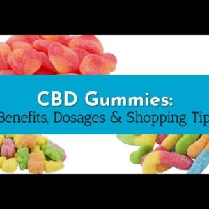 Best CBD Gummies On Amazon (BEST Review!)