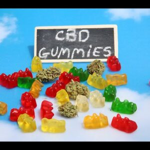 CBD Gummy Bears Reviews (EXPOSED!)