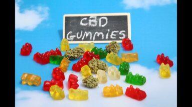 CBD Sleep Gummies (Real Customer Reports!)