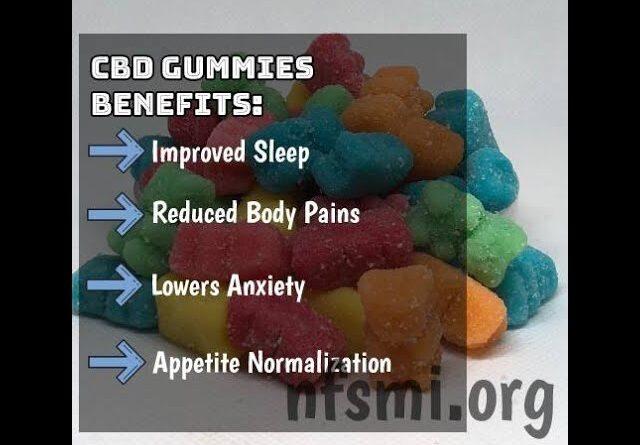 Buy CBD Gummies Online (EXPOSED!)