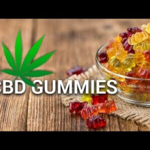 CBD Gummies For Anxiety Cost - BEST Review! Watch Before Buying!