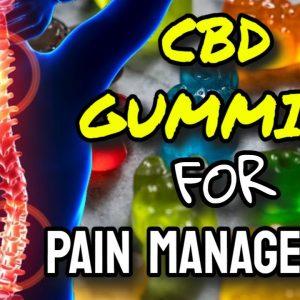 CBD Gummies For Pain Management (BEWARE: WATCH Before Buying!)