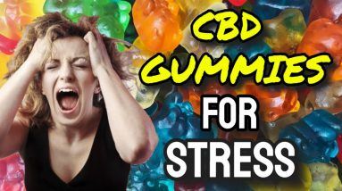 CBD Gummies For Stress (CAUTION: Watch THIS Before You Buy!)